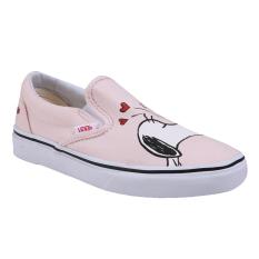 Vans Ua Classic Slip-On Shoes - Peanuts Smack/Pearl
