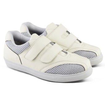 Varka Sepatu Casual Sneakers Flat Wanita 189 - Putih