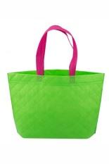 Velishy Shopping Bag Eco Travel Reusable Bags Green