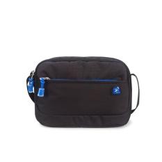 VENDOOR Multifunction Outdoor Sports Nylon Cross-body Bag Small Shoulder Bag Casual Daypacks (Black) - Intl