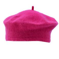 Wanita Musim Dingin Hangat Padat Wol Baret Seniman Prancis Topi Daftar  Harga Topi . 34e2c66a84