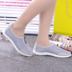 Women's Outdoor Sport Mesh Shoes Lightweight Breathable Walking Runnning Shoes
