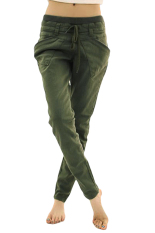 Women's Sports Harem Pants (Green)