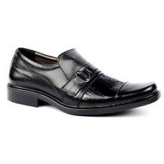Wonder Shoes Formal 7512 - Hitam