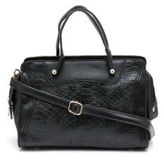 You've 2118 Top Handle Bag - Hitam