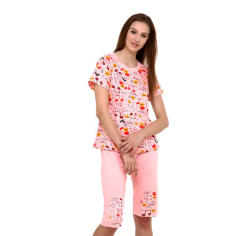 You've Dovinia Sleepwear 910 BT ST - Peach