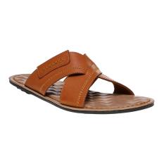Zada Athala Sandal Pria - Coklat Muda