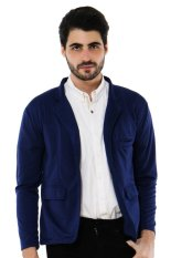 Zada Blazer Basic - Navy