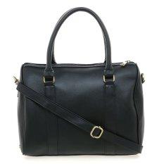 Zada Lydia Top Handle Bag - Hitam