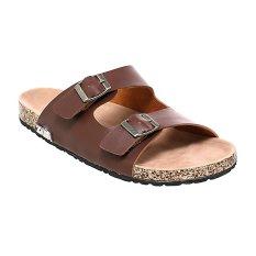 Zada Timi Sandal - Cokelat Muda