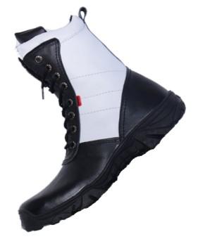 Harga ZimZam Sepatu PDL Provost hitam putih - PriceNia.com 684c54e0b5