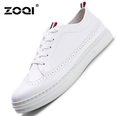 ZOQI Summer Man's Fashion Sneakers Sport Casual Breathable Comfortable Shoes-White - Intl