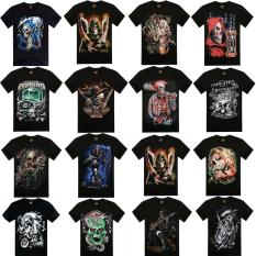 ZUNCLE Men's 3D T Shirt Cotton Men Short Sleeve Printed Men Casual T Shirt Male Creative Designed (D0000056) (Intl)