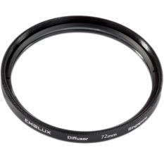 72mm Digital Soft Focus Effect Diffuser Filter For Canon Nikon - Intl