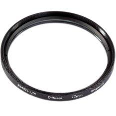 72mm Digital Soft Focus Effect Diffuser Filter For Canon Nikon (Intl)