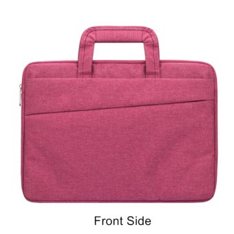 13.3 inch Computer Bag Sleeve Carry Case Cover Notebook Tablet Handbag With Handle For Apple Macbook Air 13 inch Macbook Pro 13 inch with Retina And Other Laptop / Notebook Computerg (12.5 Inch) - intl