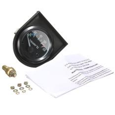 "2"" 52mm Universal Car Pointer Water Temperature Temp Gauge 40-120℃ White LED (Intl)"