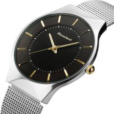 2016 Fashion Watch For Women Top Brand Luxury Quartz Watch Women Dress Watch (Black)
