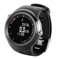 2016 High Quality EZON S2 Smart Bluetooth 4.0 Sports 50 Meters Water Resistance Watch (Black)