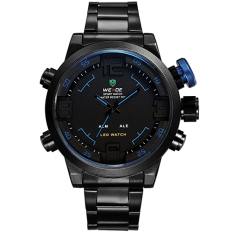 2016 WEIDE New Watch Men's Watch Military Watches Sports Quartz Wristwatches 6-color Watch, 12-month Guarantee / WH 2309 (Blue)