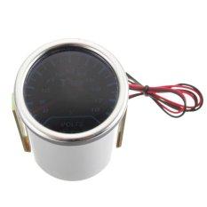 """2""""52mm Universal Digital LED 8-18V Car Volt Voltmeter Voltage Gauge New"""