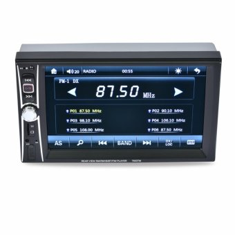"""2DIN 6.5  \""\""HD Di Dash Mobil Touch Screen Bluetooth Stereo MP3 MP5 (...)-Intl\"""