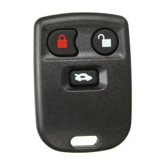 3 Button Replacement Remote Key Fob Shell Case Replacement For Jaguar S Type - Intl