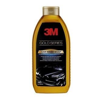 3M Car Wash Soap Gold Series - Shampo Cuci Mobil