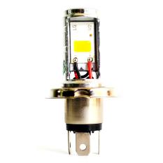 9nine Luminos Aksesoris Motor Lampu Depan LED H4 2 Sisi Plug & Play (DC)- Kuning