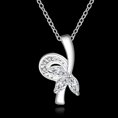 Accessories!!Ornaments Silver Plated Necklace, Silver Plated Fashion Jewelry, Popular Chain Necklace SMTN584 - Intl