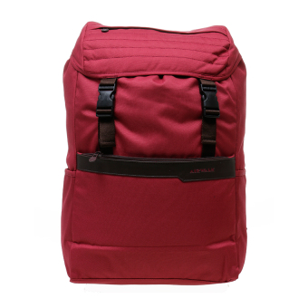 Airwalk Mark Backpack Bag - Maroon