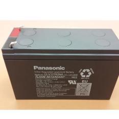 Aki kering 12v 7.2Ah Merk Panasonic Asli / ACCU