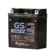 Aki motor GS Astra GM5Z-3B aki MF - Hitam