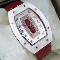 Alexandre Christie AC2638LH Jam Tangan Wanita Strap Leather