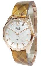 Alexandre Christie Passion 2521LHBRGSLOR Rose Gold - Jam tangan Wanita