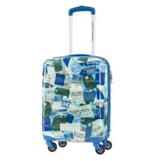 American Tourister Koper Para-Lite Spinner 55/20 TTW TSA - Blu/Mul