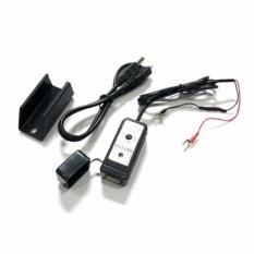 Anzena Casan Hp Di Motor USB Charger GPS Phone Handphone Chasan Carger Anti Batre Habis Lowbatt Anti Air