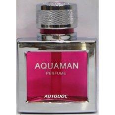 Aquaman Parfum Mobil - Rose