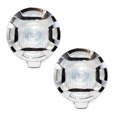 Otomobil Fog Lamp Universal Lampu Kabut Hyper F Series 12 V - 55 Watt Variasi Aksesoris Eksterior Mobil - AI-JH-1028C-Foglamp