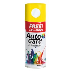 Autogard - P32 Premium Chrome Paint - Chrome - Premium Automotive Motorcycle Car Aerosol Premium Paint - Cat Semprot Mobil Motor Premium