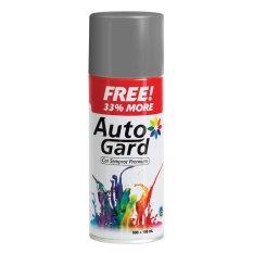 AutoGard - U35 Primer Surfacer Paint - Undercoat Abu-abu - Premium Automotive Motorcycle Car Aerosol Premium Paint - Cat Semprot Mobil Motor Premium