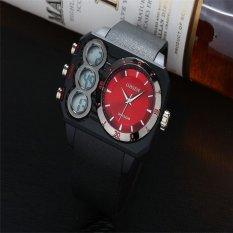 Autoleader OHSEN AD1503 Men LED Sport Casual Watch Wristwatch