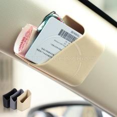 Autorace Car Pillar Pocket Organizer IM O-22 - Cream