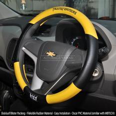 AUTORACE Cover Stir / Sarung Stir Mobil Autorace 104 Tranformrs - Kuning