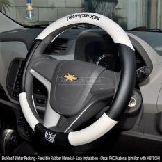 AUTORACE Cover Stir / Sarung Stir Mobil Autorace 104 Tranformrs - Putih
