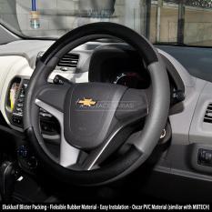AUTORACE Cover Stir / Sarung Stir Mobil Autorace 202 - Abu- abu