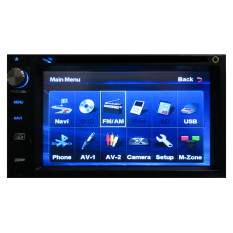 AVT- CNE 8213 Head Unit Universal - Hitam