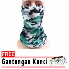 Binev Buff Masker Multifungsi Seamless Wear 0024 - Multicolor
