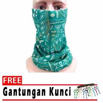 Binev Buff Masker Multifungsi Seamless Wear 0029 - Multicolor