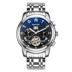 BINKADA Fashion Automatic Mechanical Business Casual Men's Watch #7062L02-1 - Intl